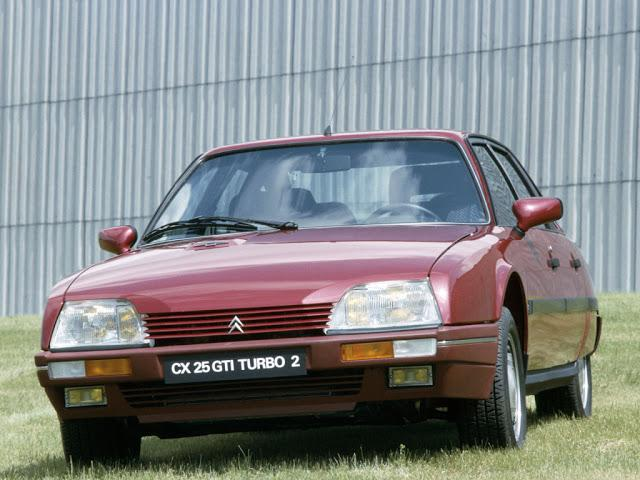 CX 25 GTi Turbo 2 1986